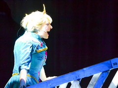 """""""Fears Can't Get to Me at All"""" (chipanddully) Tags: frozen disney dca elsa anthem californiaadventure letitgo hyperiontheater liveatthehyperion"""
