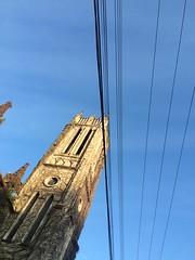 Cabeluda do Inverno (DiegoLs) Tags: igreja pelotas satolep arquitetura inverno vegetao