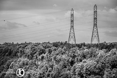 Heavy Load (JohnBorsaPhoto) Tags: plant canada electric america project river power dam united border canadian niagara hydro gorge states hydroelectric