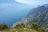 SAM_05860141 (Il Moranda) Tags: mountains freedom lagodigarda touchthesky wildandfree skyrunning newplayground lakeandmountain trailporn runaddicted