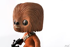 Choubanequin (ju.labs) Tags: starwars macro map marron brown figurine finegold focus eos canon canon700d canon1855 1855 bokeh jouet toy studio portrait