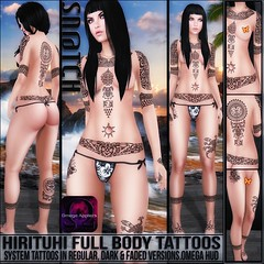 Sn@tch Hirituhi Tattoos Vendor Ad LG (Tess-Ivey Deschanel) Tags: sntch snatch iveydeschanel ivey deschanel designer secondlife sl second life omegasystem outfits omega summer specials new newrelease mesh model meshclothing meshclothes models punk pants pixels party clothing clothes clubwear costumes casual beach genre