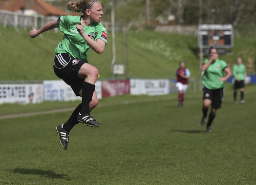 Lewes Ladies v West Ham 5 5 2013 6465