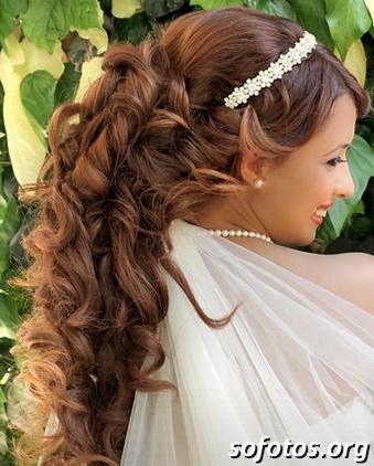 Penteados para noiva 011
