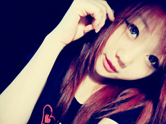 SKYLER'S (16) (LEECHINHWA l skyler) Tags: red cute girl beautiful hair doll pretty mask sweet russia gray korea korean lee kawaii spike uzbekistan chin skyler hwa pika lenses taki takumi bestface chinhwa ulzzang uljjang ohljjang leechinhwa