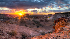 The Breakaways (biskitboy) Tags: sunset red australia outback southaustralia coober pedy denissmithphotography