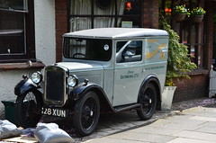 Austin 7 van 128XUN (John A King) Tags: road shop kew gardens austin tea 7 explore delivery van premises theoriginalmaidsofhonour 128xun