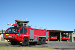 Outside the Station (adelaidefire) Tags: airport 8 panther mk laide rosenbauer arff ypad ulfv