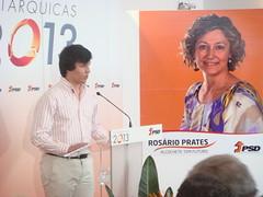 Apresentação Candidatura Rosário Prates