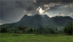 Doi Luang after a rain storm (Roger L. Sizemore) Tags: rice monsoon hotspring fang chiangdao doiluang doinang