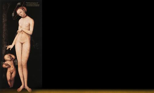 """Venus y Cupido, versiones de los Cranach, el Viejo (1529) maestro fundador de la escuela flamenca, interpretaciones y paráfrasis de Pablo Picasso (1957). • <a style=""""font-size:0.8em;"""" href=""""http://www.flickr.com/photos/30735181@N00/8747889094/"""" target=""""_blank"""">View on Flickr</a>"""