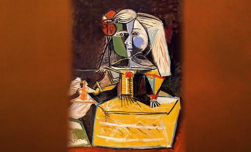 """Meninas, iconósfera de Diego Velazquez (1656), estudio de Francisco de Goya y Lucientes (1778), paráfrasis y versiones Pablo Picasso (1957). • <a style=""""font-size:0.8em;"""" href=""""http://www.flickr.com/photos/30735181@N00/8747982004/"""" target=""""_blank"""">View on Flickr</a>"""