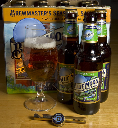 Blue Moon - Sunshine Citrus Blonde