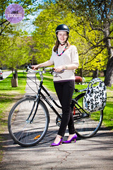 IMG_2886 (..::~CAM CAM ART-OTTAWA VELO VOGUE~::..) Tags: canada bike bicycle bicycling cycling ottawa bikes bicycles riding biking glebe kunstadt centretown girlsonbikes cyclechic velovogue ottawavelovogue kunstadtbike