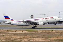 Air Charter A300B4-203 F-BVGT PMI 13/08/1994 (jordi757) Tags: airplanes airbus mallorca palma avions pmi a300 lepa aircharter fbvgt