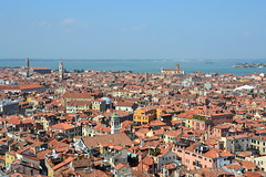 The Roofs of Venice. Part 1 (Nastasiya-k) Tags: travel venice summer sky italy architecture digital roofs nikond3100 afsnikkor18105