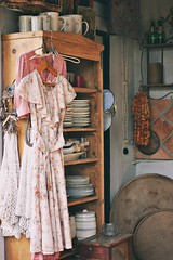 ... (sali255) Tags: old film canon vintage dress interior stuff cmara