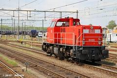 DB 6469 (JFH-Photo) Tags: diesel ns db loc amersfoort rn lok railion schenker 6400 locomotief 6469 lokomotief rangeren