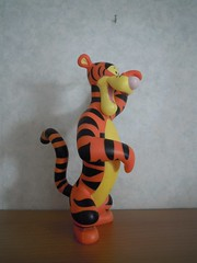 Soap bottle Tigger (ItalianToys) Tags: bear baby bottle soap child tiger disney pooh tigers tigger winnie tigre orso tigro