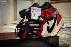 Jordan 1 Patent Leather (Jose_gtda) Tags: chicago classic love crazy air jordan sneaker kicks dope sick jordan1 airjordan sneakerhead smoothe
