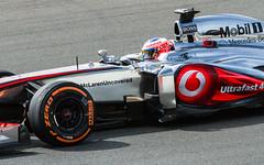 British Grand Prix June 2013 (patrick-walker) Tags: canon eos grand f1 walker silverstone mclaren formulaone 7d button british motorsport canon100400 britishgrandprix 100400 anawesomeshot canon7d