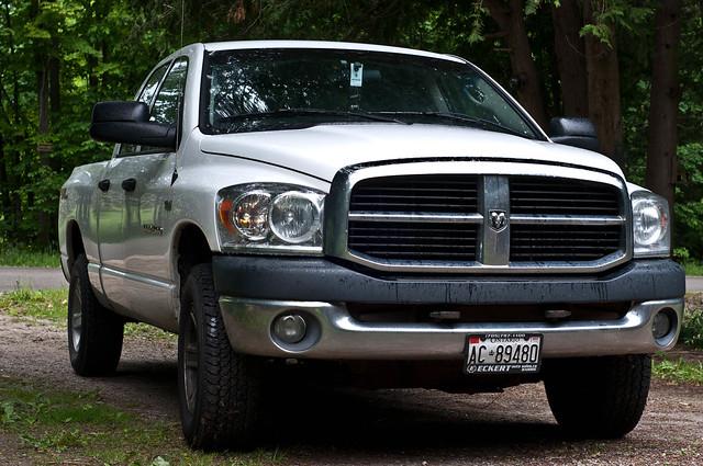 truck dodge hemi ram 2008 1500