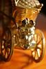 Vintage Clock Carriage (A Great Capture) Tags: clock vintage gold carriage united wheels corporation 1940s rare 640 ald ash2276 ashleyduffus kempscollectiblescom