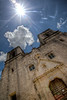 The Light Of The Lord (T-3 Photography) Tags: door sun building church architecture sanantonio clouds canon nationalpark catholic texas nps chapel spire spanish mission nationalparkservice 1740mm hdr houseofworship 5dmarkii