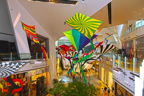 The Shops at Crystals  Aria Las Vegas NV  - a photo on