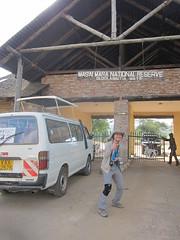 Masai Mara Gate (lightstars) Tags: africa kenya masaimara
