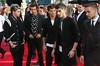Featuring: One Direction,Zayn Malik,Harry Styles,Louis Tomlinson,Liam Payne,Niall Horan Lia Toby/WENN.com
