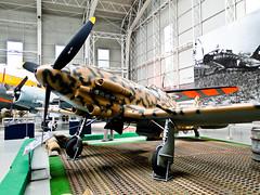 "Macchi MC.205 ""Veltro"" (StefoF) Tags: vintage aircraft military airplanes ami ww2 ww1 aereo bracciano aerei militare italianairforce lagodibracciano vignadivalle aviazionemilitare italianairforcemuseum museostoricoaeronauticamilitare"