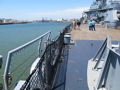 "USS Iowa (5) • <a style=""font-size:0.8em;"" href=""http://www.flickr.com/photos/81723459@N04/9708212715/"" target=""_blank"">View on Flickr</a>"