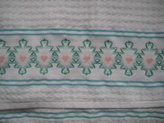 Vagonite e Ponto cruz - Vagonite and cross stitch (Eun Wa) Tags: crossstitch handmade artesanato bordado pontocruz agulhas vagonite handembroidery puntodecruz