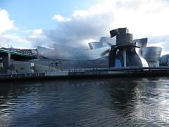 Guggenheim Museum, Bilbao (puffin11uk) Tags: bilbao frankgehry guggenheimmuseum 50club puffin11uk