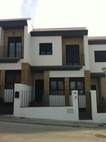 Detalle una vivienda en c/ Los Calerines