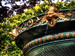 365-268 - Victoria Jubilee Fountain (BluePrince Architectural) Tags: park canada fountain garden landscape novascotia september splash halifax ornamental hdr publicgardens flowingwater halifaxpublicgardens photoannum