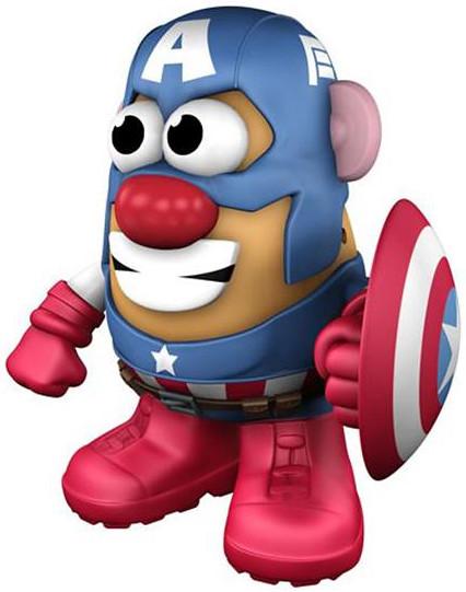 【實品圖更新】終於來了!~ Marvel × 蛋頭先生 - 美國隊長