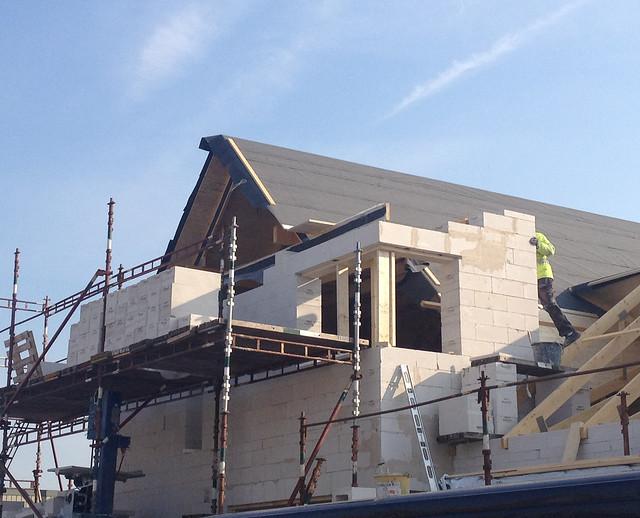 fasadmurning