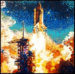 Sunrise Launch (Dave Shaddix) Tags: