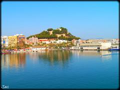 Denia (Alicante) (sky_hlv) Tags: espaa beach spain mediterraneo playa alicante denia comunidadvalenciana