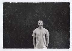 Josiah (kainoa.gruspe) Tags: blackandwhite film 35mm nikon ilfordhp5 ilford nikonfm2