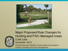 Hunting Proposed Rule Changes (MyFWCmedia) Tags: florida wildlife conservation commission weston fwc westonflorida commissionmeeting floridafishandwildlife myfwc myfwccom myfwcmedia