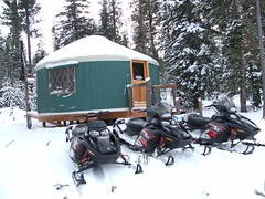 """Three Creeks Huts <a style=""""margin-left:10px; font-size:0.8em;"""" href=""""http://www.flickr.com/photos/111033221@N02/11292699666/"""" target=""""_blank"""">@flickr</a>"""