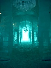 lkjhkgh (ldia) Tags: cold art ice sweden lapland kiruna icehotel coldness
