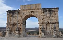 Arch of Caracalla (orange27) Tags: africa unesco worldheritagesite morocco volubilis meknestafilalet archofcaracalla