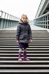 Sophie (Bart van Dijk (...)) Tags: city family portrait girl amsterdam kid child familie sophie daughter nederland kind portret meisje dochter noordholland janschaefferbrug straatnamen
