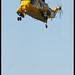 Sea King - XZ588 - RAF Rescue