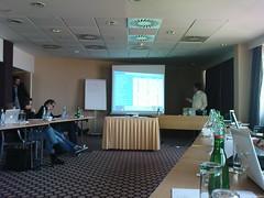 "V Pragi je po končanem kongresu potekal še sestanek za projekt WE STAY • <a style=""font-size:0.8em;"" href=""http://www.flickr.com/photos/102235479@N03/11797181683/"" target=""_blank"">View on Flickr</a>"