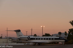 Starbucks Capital G650 N211HS (KSBD Photo) Tags: airport bur capital starbucks burbank g6 bobhope gulfstream gvi kbur g650 n211hs